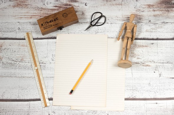 online portfolio for freelance writers