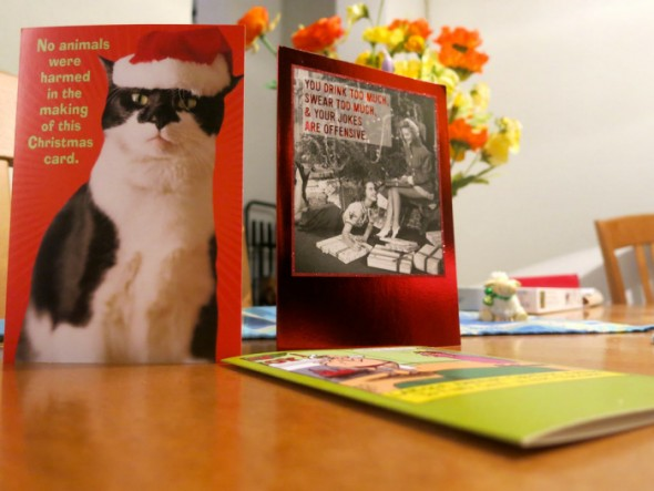 greeting card markets