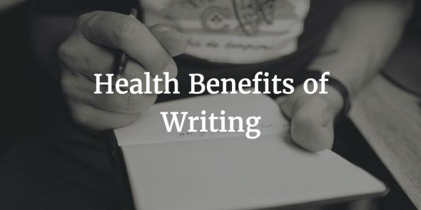 health benefits of writing
