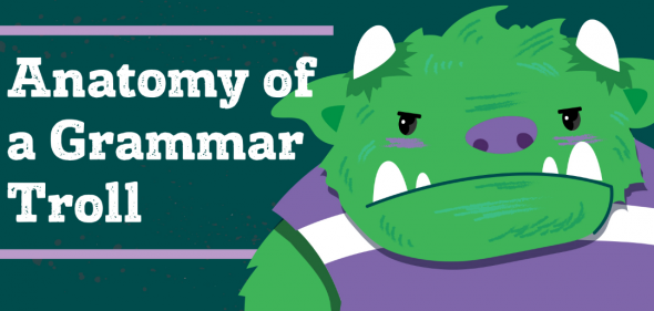 national grammar day infographic