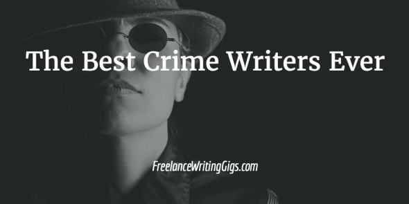 best crime writers