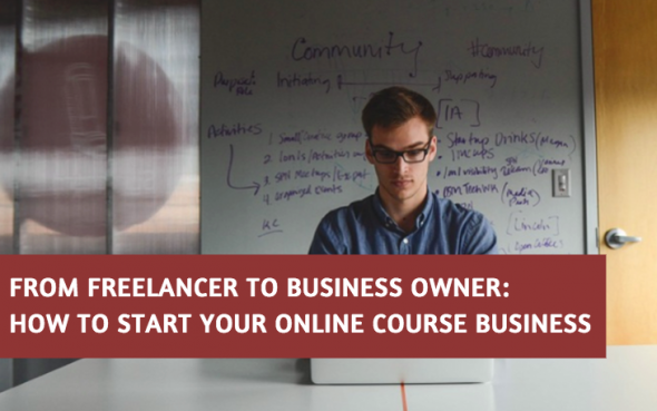 online course business tips