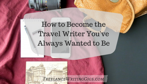 become travel writer