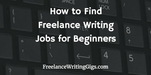 find freelance writing jobs for beginners