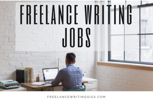 remote writing jobs