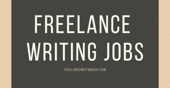 freelance writing jobs