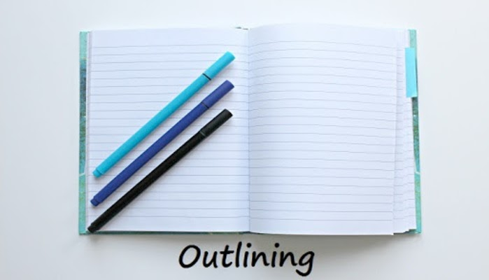 outlines for book series